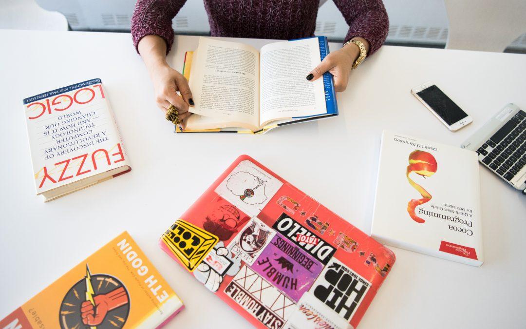 Lectura, un obicei al oamenilor de succes!